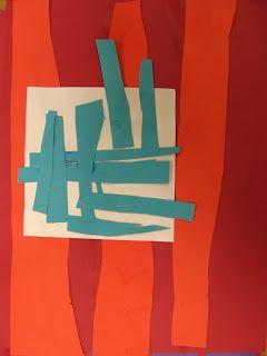 Art in the Big Green Room: Gee's Bend Quilts by Kindergarten