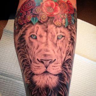 Tatouage Lion Selection Des Plus Beaux Tattoos Lion Femmes Idee