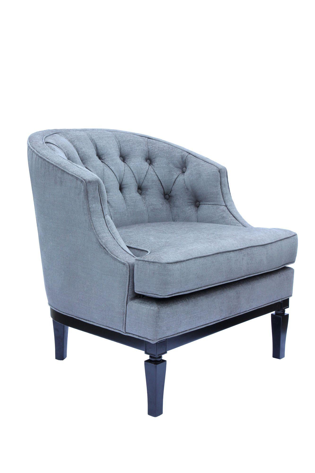 Hd Couture Ashley Club Chair Wayfair Fabric Accent Chair