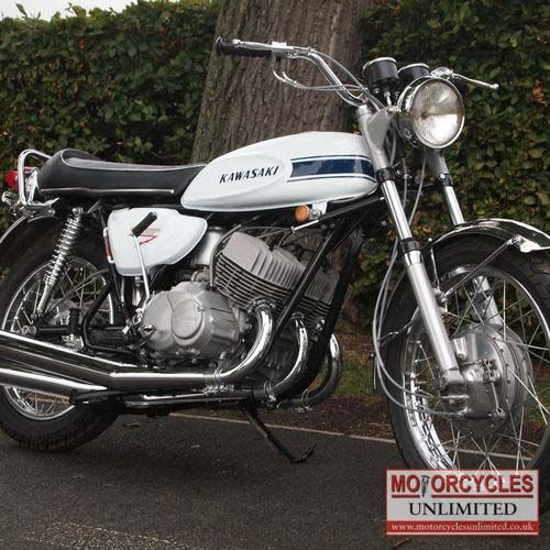 1969 Kawasaki H1500 Mach 111 for sale | Motorcycles Unlimited