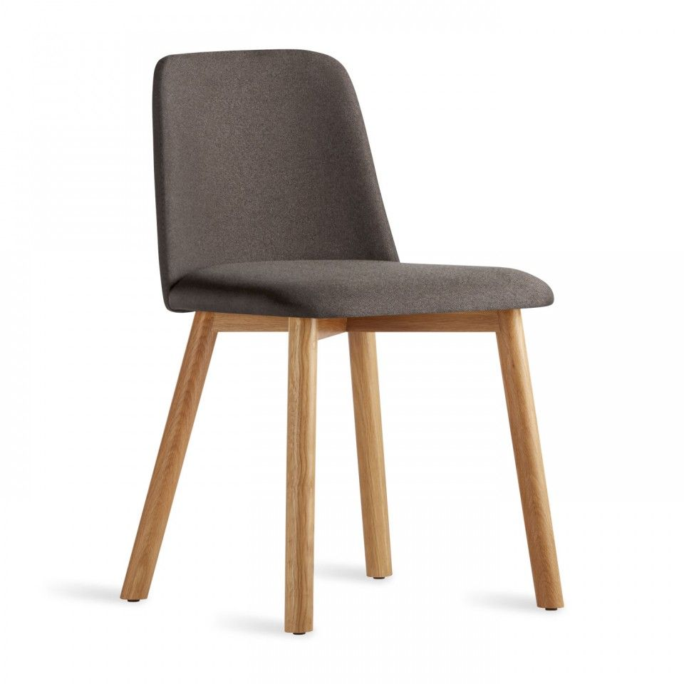 Chip chair blue dot dining table and chairs pinterest modern