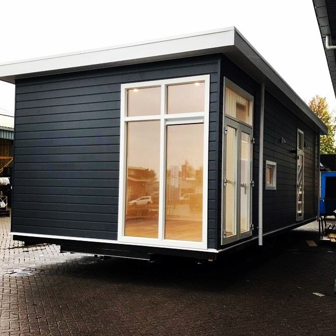 Mantelzorg woning voor een gelukkige eindgebruiker in Westervelde
