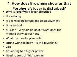 Porphyrias lover robert browning essay