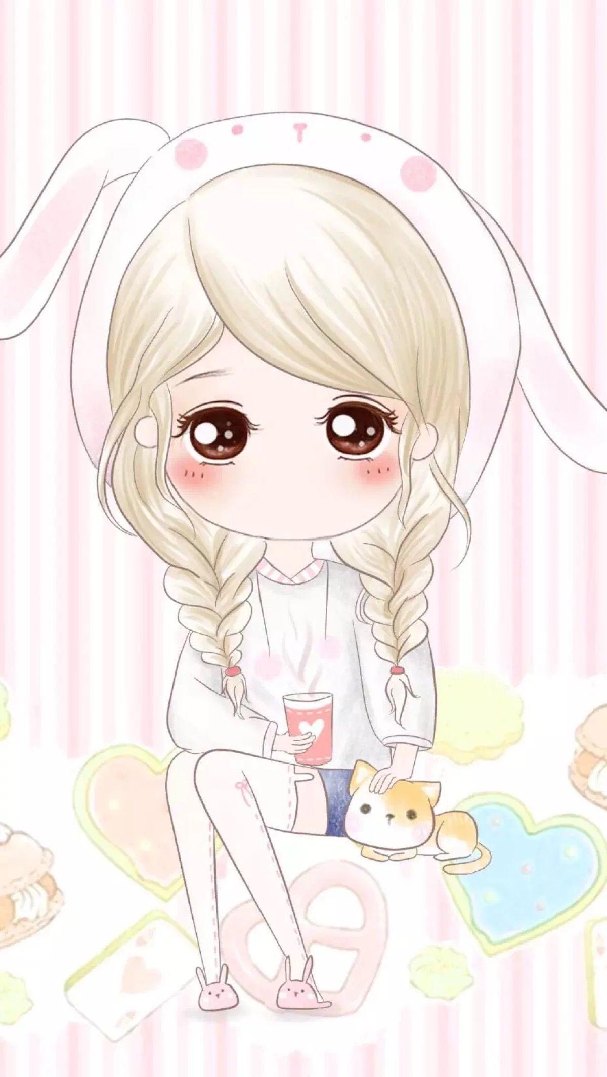 Pin de Pankeawป่านแก้ว em Cute Cartoon Imagens fofas