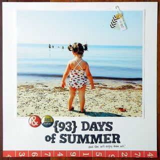 (93) days of summer by ginny at Studio Calico
