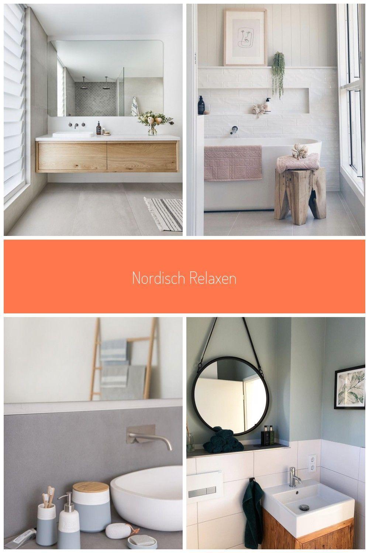 Sleek Bathroom Design Badezimmer Skandinavisch Inspirations Essential Home In 2020 Bathroom Design Mid Century Furniture