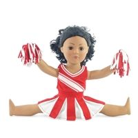 18 Inch Doll Sports Clothes | Fits American Girl Dolls