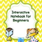 Are you afraid of trying interactive notebooks in your classroom or do you teach young children?  This file is perfect for you!  There are 15 diffe...