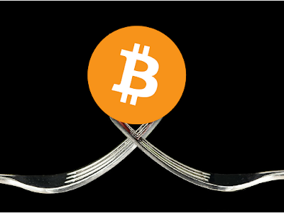 Pre-fork trading for upcoming bitcoin cash hard fork