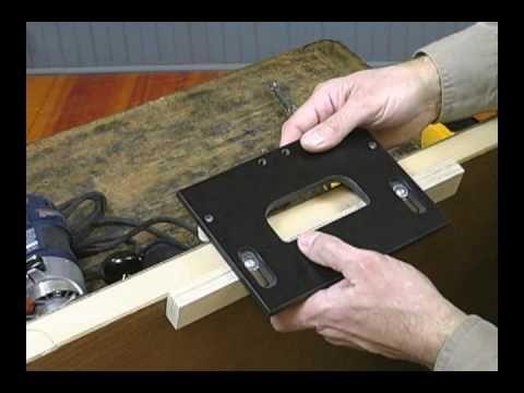 Woodhaven Hinge Jigs Youtube Двери