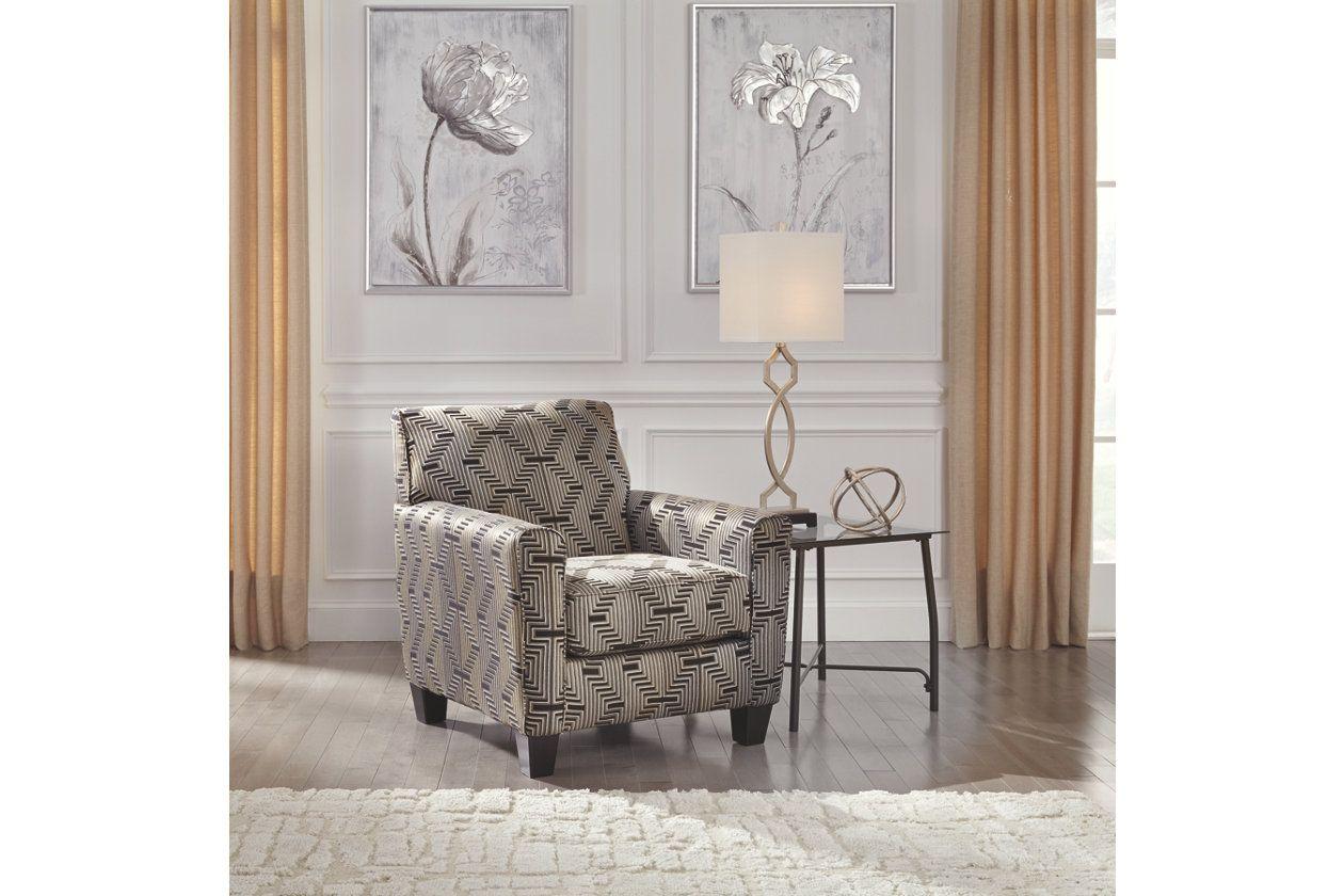 Torcello Chair Gunmetal Side Chairs Chair Ashley Furniture