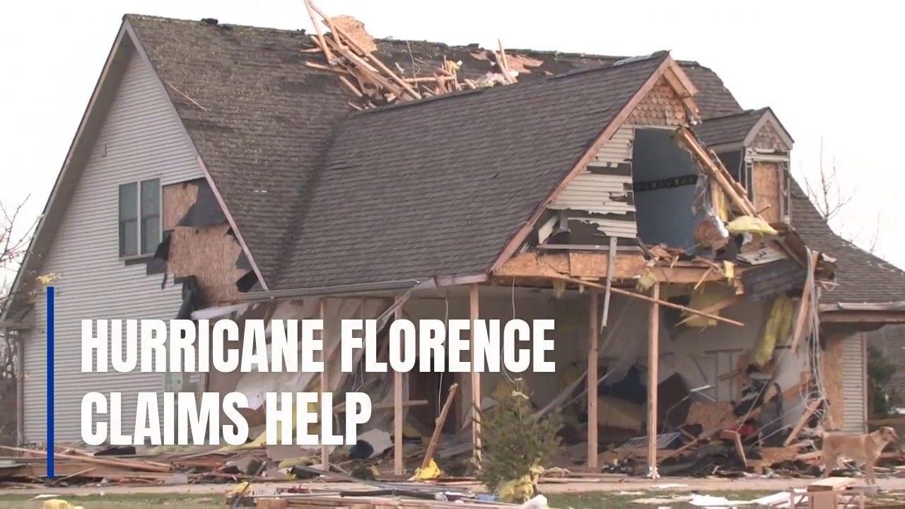Hurricane Florence Insurance Claims Help Nc Hurricane Damage