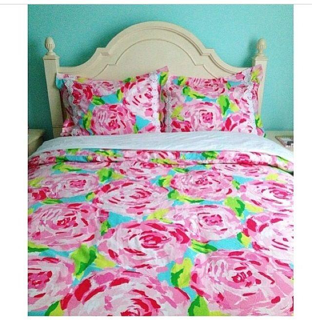 Dorm Room Diy, Lilly Pulitzer First Impression Bedding