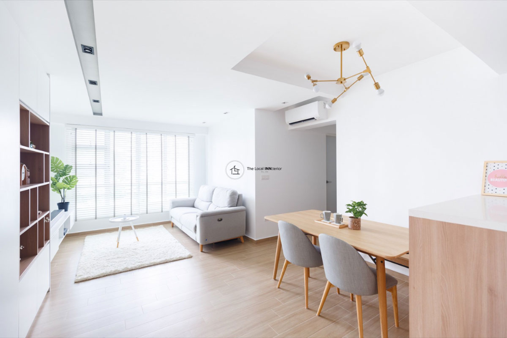 6 Luxe Minimalist Homes In Singapore That We Wish Were Ours Minimalist Home Interior Design Singapore Minimalist Home Interior