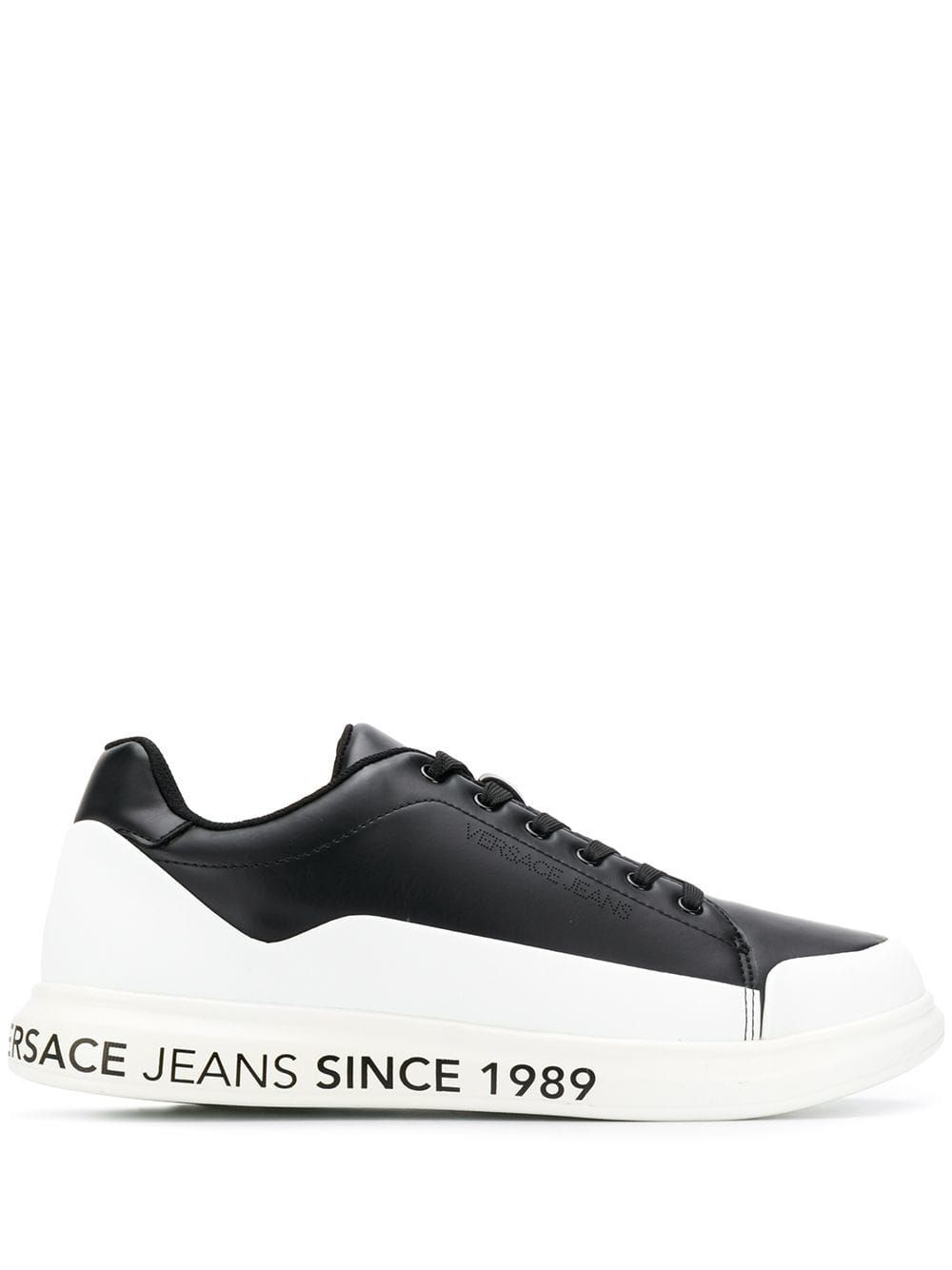 versace jeans trainers mens
