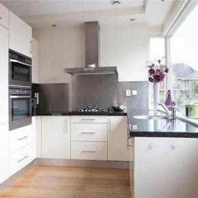 Op zoek naar keuken idee n pagina vol met keuken idee n kitchens beach condo and - Open keukeninrichting ...