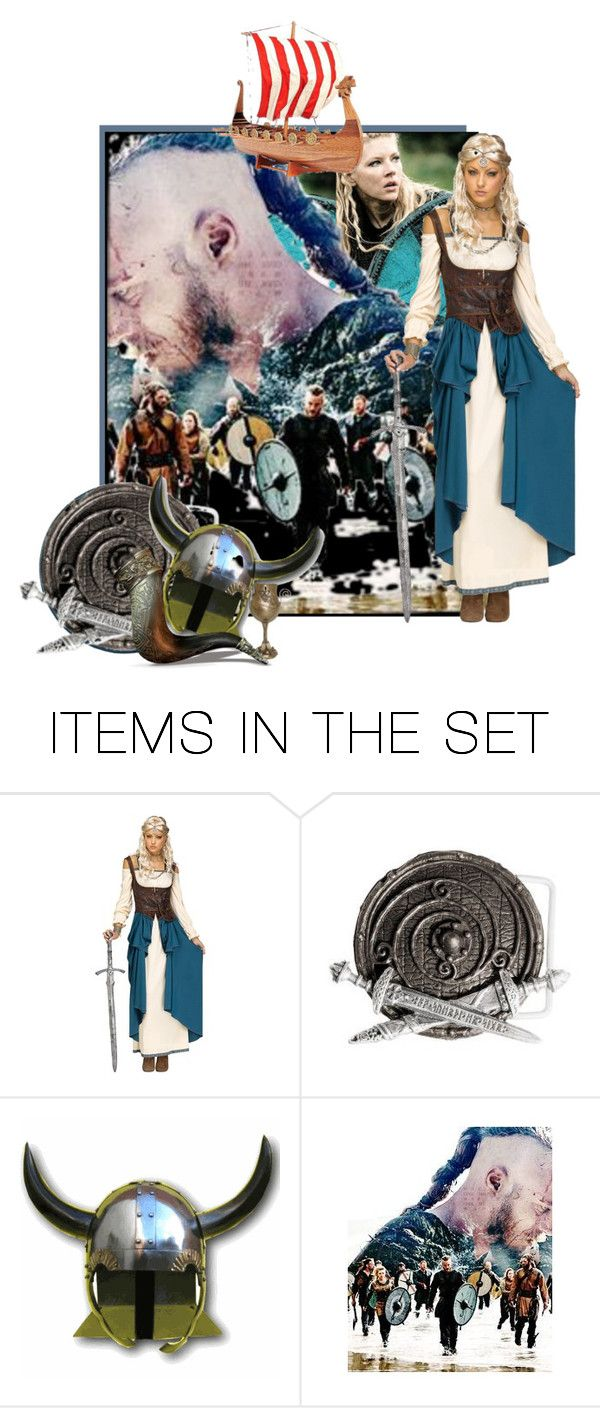 """""""Vikings"""" by sue-wilson1967 ❤ liked on Polyvore featuring art"""