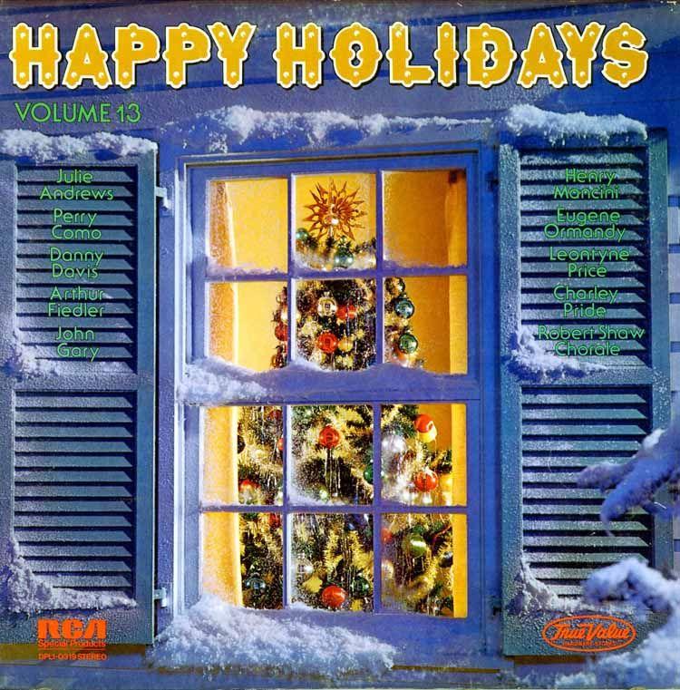 Pin on True Value Hardware Happy Holidays Christmas Records