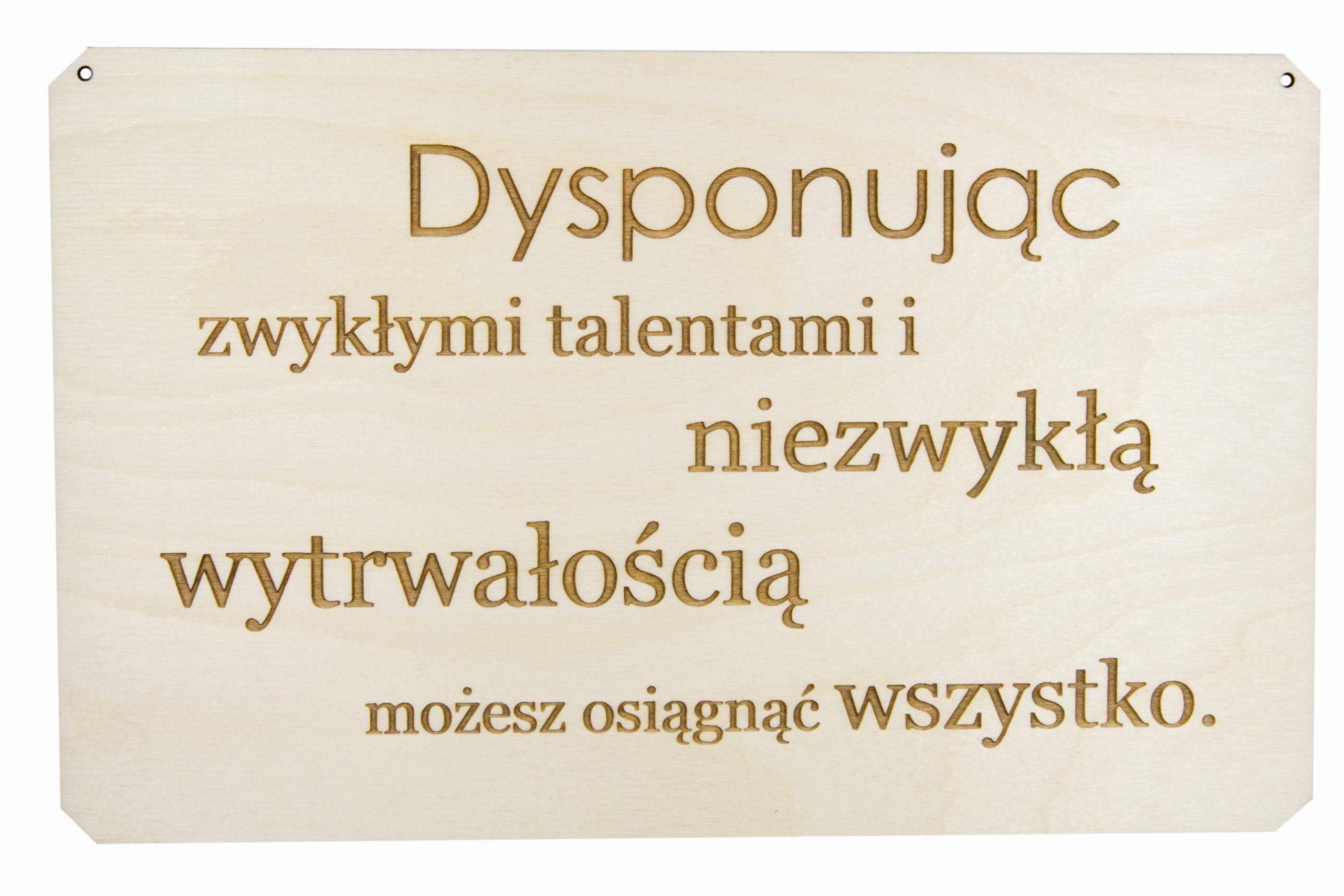Tabliczka Zawieszka Motywacyjna Z Grawerem5 A202 6791191310 Oficjalne Archiwum Allegro Slow Life Quotes Motivation