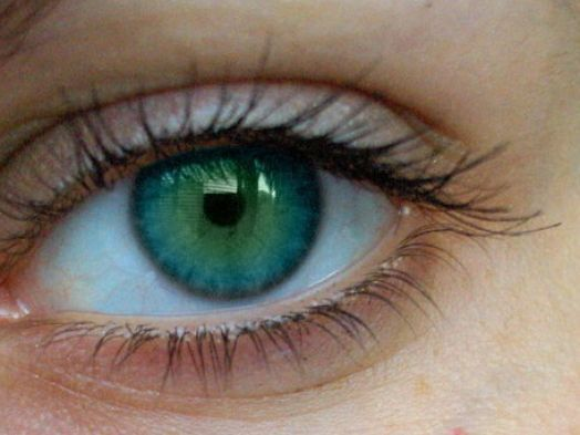 Rare Eye Color | The most rare eye color ---- Wow XD This is my eye color (with a little less green) :D