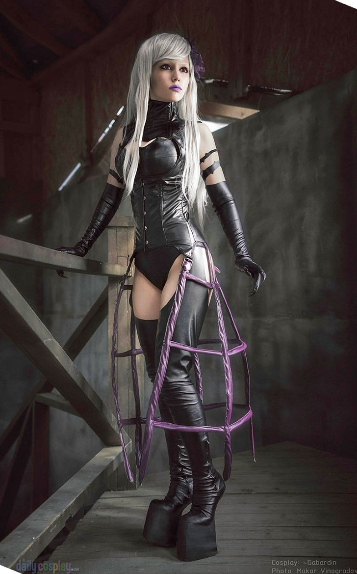 Hannah Anafeloz from Black Butler / Kuroshitsuji | Hot Cosplay ...