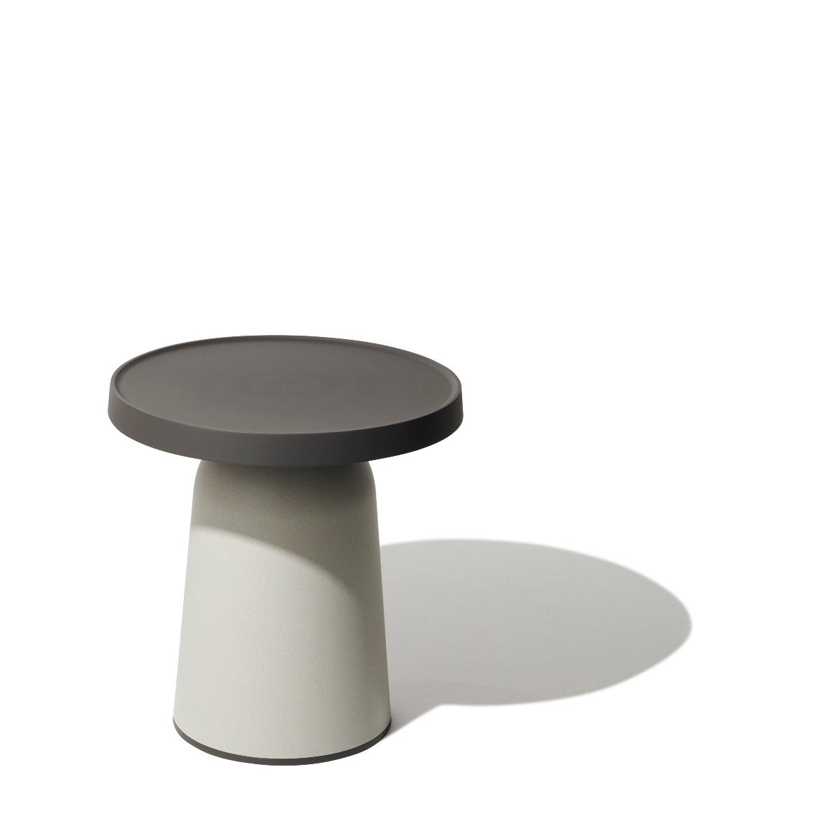 Thick Top Side Table High Shape Design Table Valet Stand
