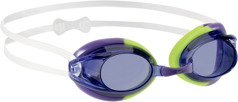 Nike Jr. Remora Swim Goggles, Gray Swimming equipment