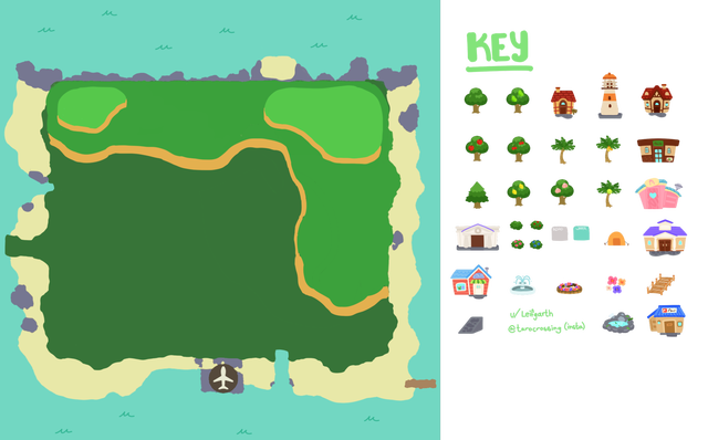 Made My Own Island Template Anyone S Free To Use Ac Newhorizons Animal Crossing Animal Crossing Qr Animal Crossing Game