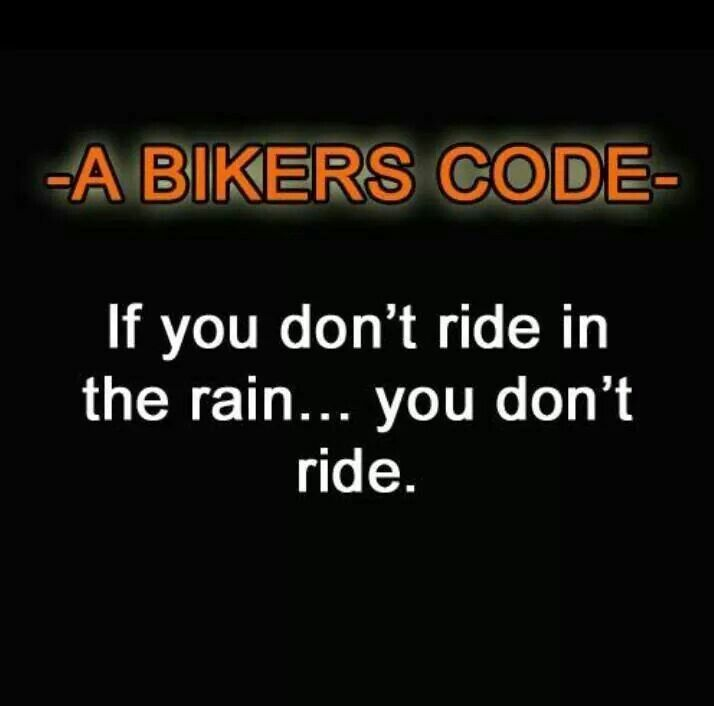 Definition of a true cyclist