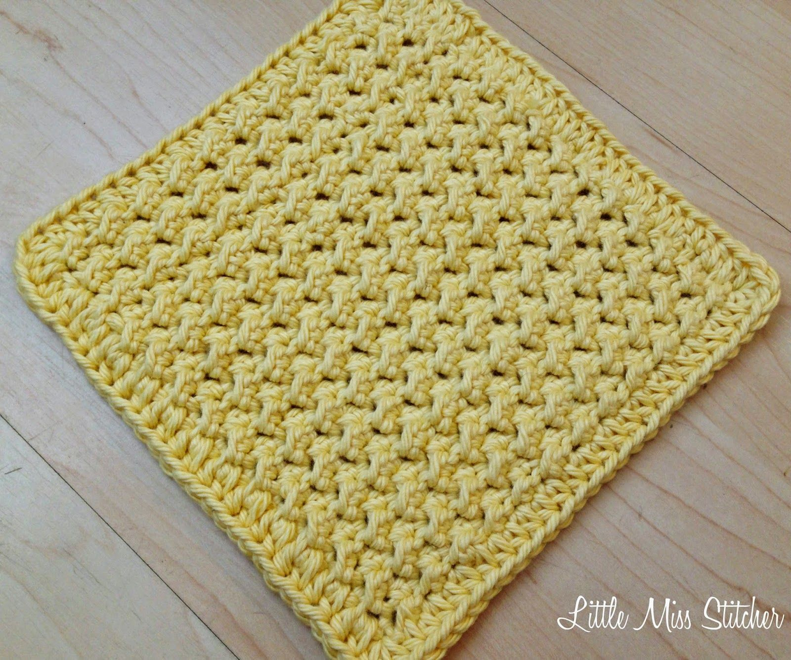 About 2 months ago, I share 5 Free Knit Dishcloth Patterns . Today ...
