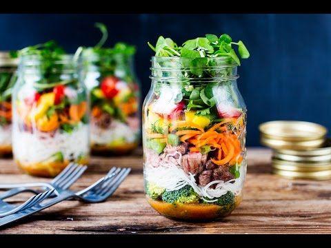 Desayunos saludables 5 desayunos r pidos y f ciles de hacer youtube mary pinterest - Almuerzos faciles y rapidos ...