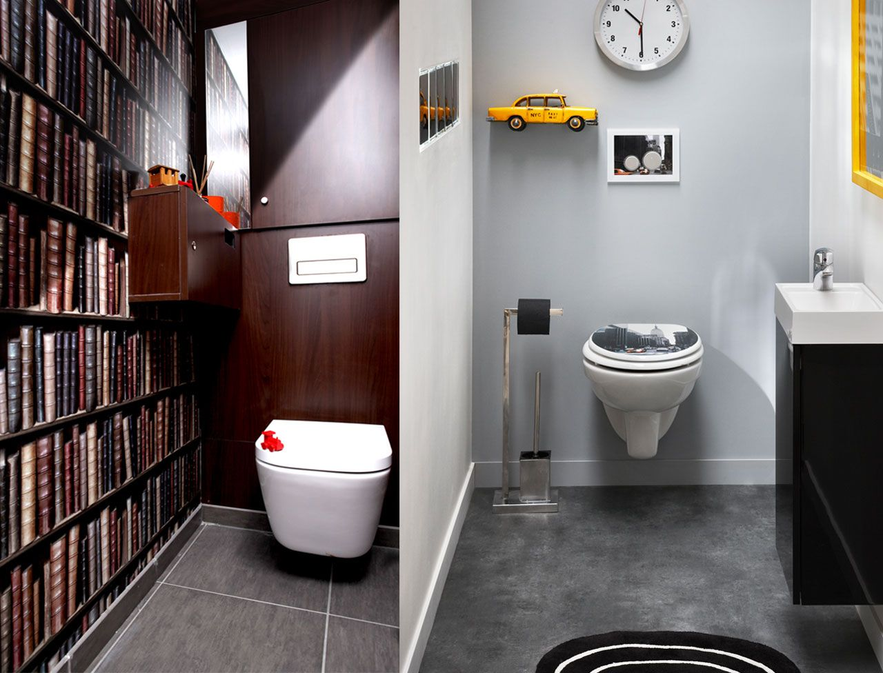 Awesome Wc Decoration Pictures - lalawgroup.us - lalawgroup.us