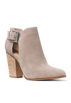 MICHAEL Michael Kors Adams Mock Strap Booties