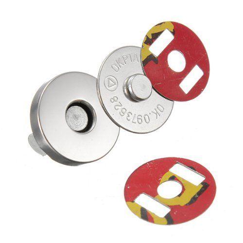 12 Sets Fermoir Boutons Magnétique Aimant Métal Attache Sac Bourse Button 18mm, http://www.amazon.fr/dp/B00E94UK3A/ref=cm_sw_r_pi_awdl_I2grtb1JG61C5