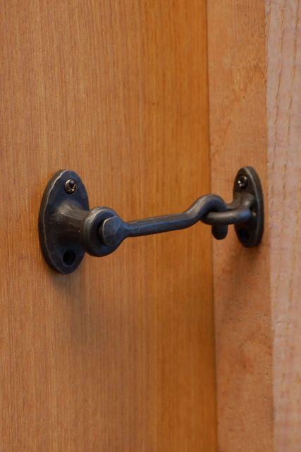引き戸用アイアンロック スライドドア 引き戸 室内