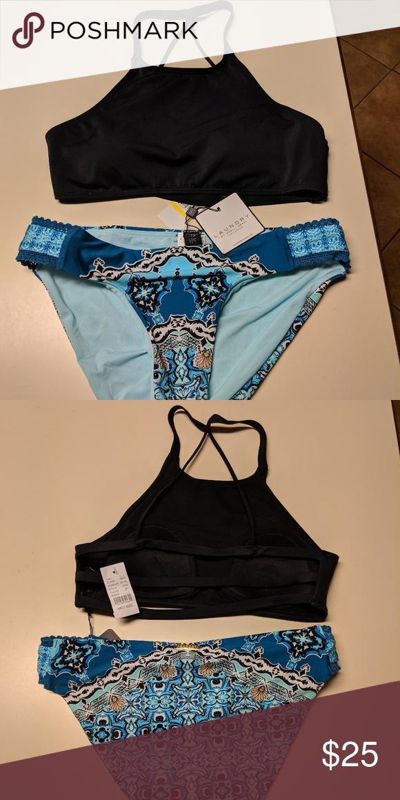 Bikini 2 Pc Swimsuit Laundry By Shelli Segal Swim Bikinis