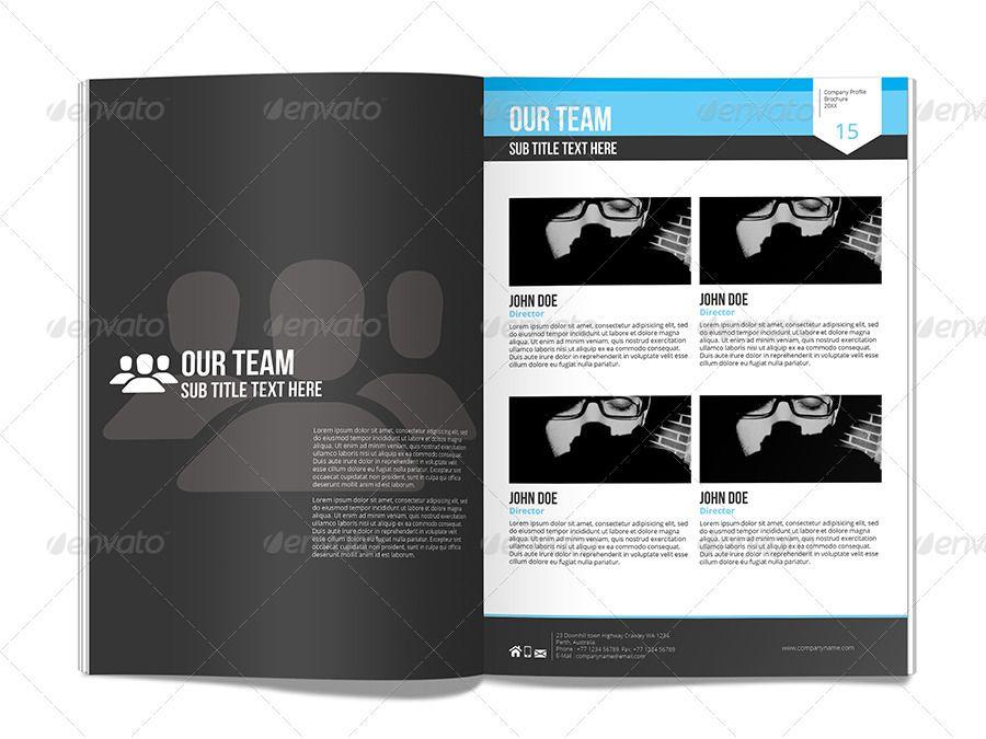 Gstudio multipurpose brochure template affiliate