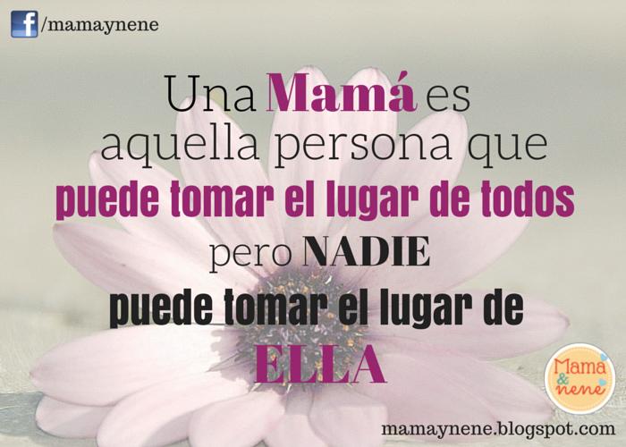 Frases Especiales Para Mama Amor Maternal Dia De La Madre