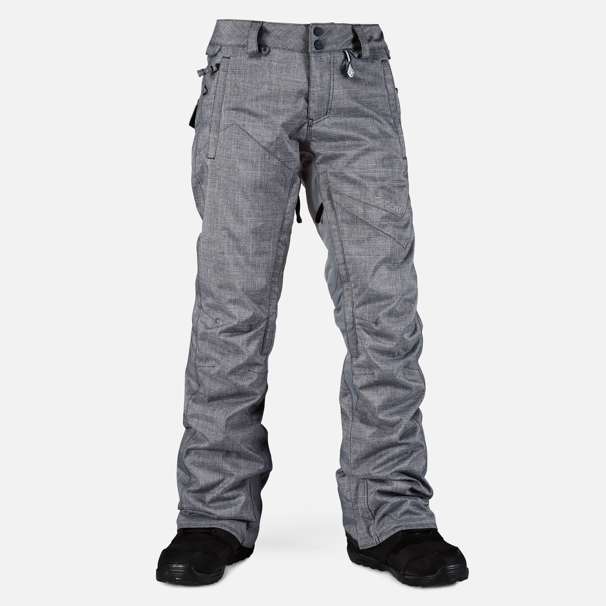 Ignition Ins Trousers - Volcom Snow - Collections - Women - Snow ... 7dfd1cec3