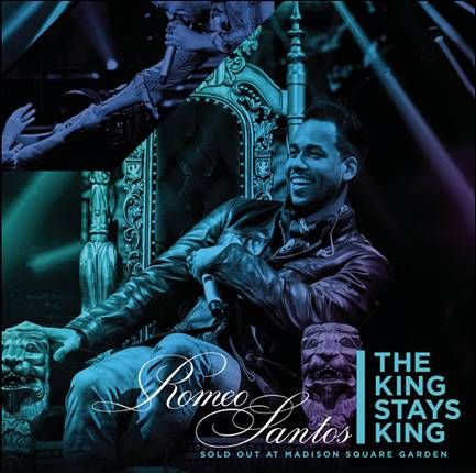ROME SANTOS THE KING STAYS KING PORTADA CD