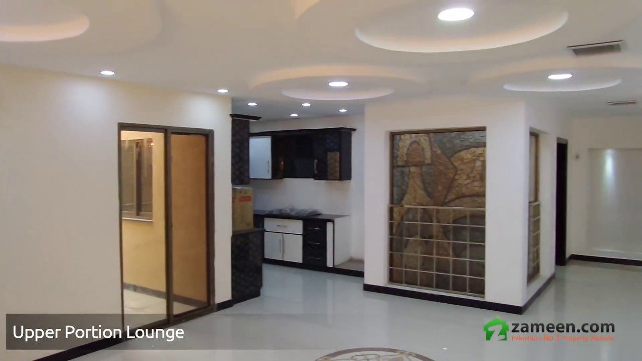 House with fully basement is available for sale in bahria springs