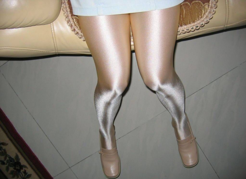 shiny-pantyhose | SHINY LEGS WOMEN | White tights ...