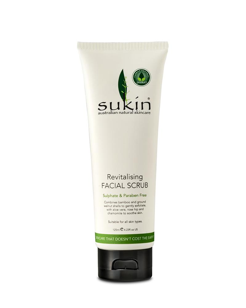 Facial Scrub Facial scrubs, Natural face scrub, Dry skin