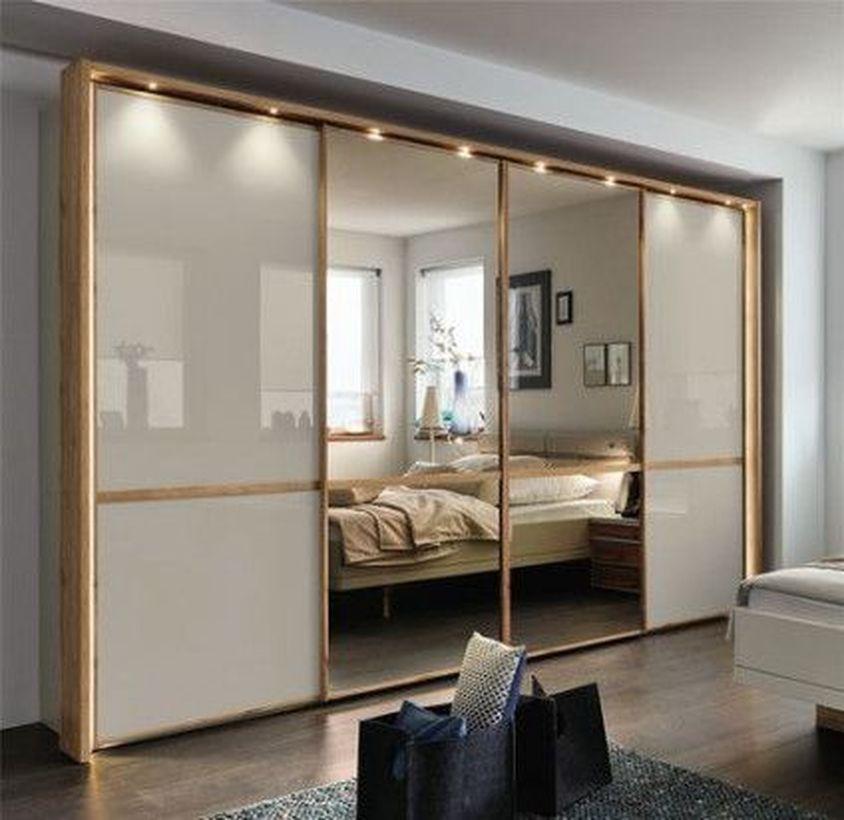 40 Sliding Wardrobe Door Design Ideas For Bedroom That You Must Imitate Wardrobe Design Bedroom Sliding Door Wardrobe Designs Bedroom Furniture Design