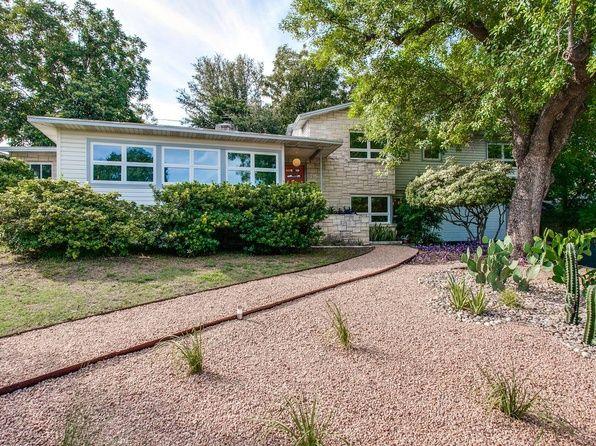 Mid-Century Modern Split Level Home just listed! San Antonio, TX