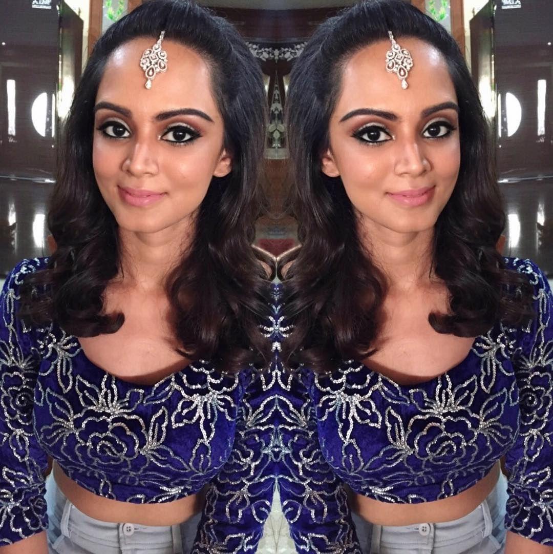 Beautyful Client Kiran M. Makeup by Phanuput Augussmac