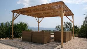 Pergola dak van riet garden ideas pergolas and