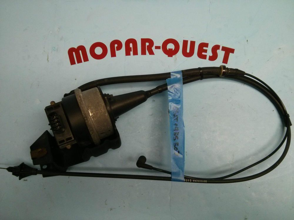 Chrysler Pacifica Cruise Control Speed Control SERVO 04669979 – Dodge Cruise Control Servo Wiring