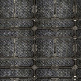 Textures Texture seamless | Industrial iron metal plate texture ...