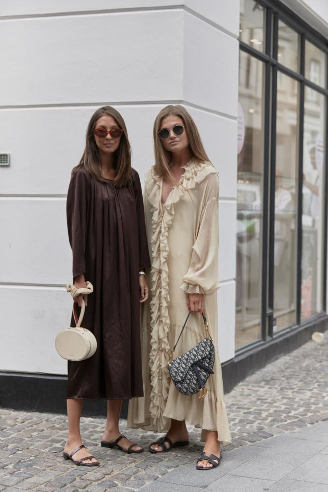 29 лучших стритстайл-образов на Неделе моды в Копенгагене ...